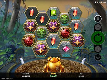 Enjoy The Frog Hunter Slots With No Download